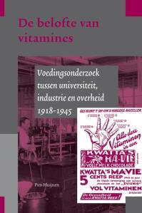 Omslag De belofte van vitamines