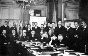 Solvay Conferentie 1911